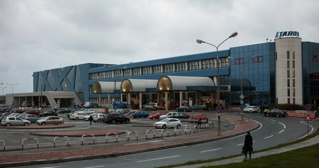 Toate decolarile de pe aeroportul Otopeni au fost amanate