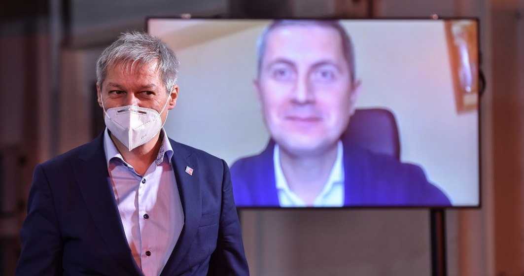 Barna pierde în fața lui Cioloș, în primul tur al alegerilor pentru șefia USR PLUS