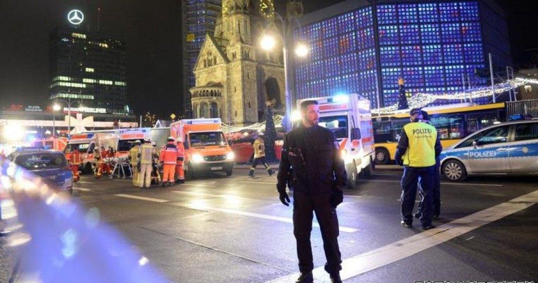 Statul Islamic a revendicat atacul de la Berlin. Autorul a fost arestat
