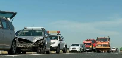 Sfaturi pentru a conduce în siguranță pe autostradă în drum spre mare, în...