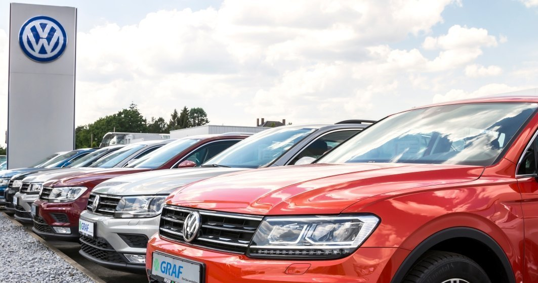 Comerțul online este în creștere și pe zona auto. Volkswagen Golf, T-Roc și Tiguan au cel mai mare succes în online