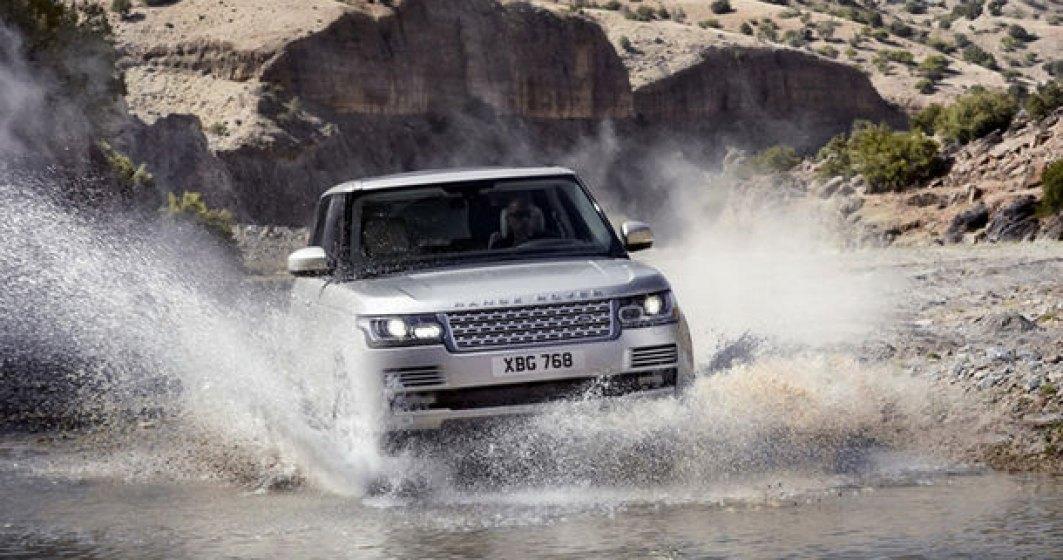 Britanicii de la Land Rover vor un Range Rover care sa concureze cu Bentley Bentayga