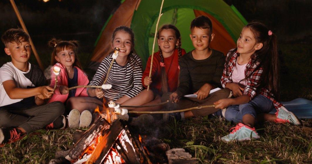 Sfaturi pentru parintii care isi trimit copiii in tabere. La ce sa fie atenti, cum sa faca pregatirile?