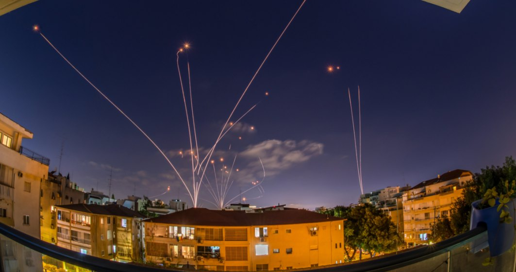 SUA vor investi încă 1 miliard de dolari în scutul antirachetă israelian Iron Dome