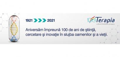 (P) Terapia - 100 de ani de știință, cercetare și inovație în slujba...