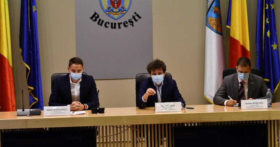Nicușor Dan promite mai multe paturi ATI în București: Vom avea 54 de paturi la finalul săptămânii