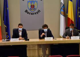 Nicușor Dan promite mai multe paturi ATI în București: Vom avea 54 de paturi...