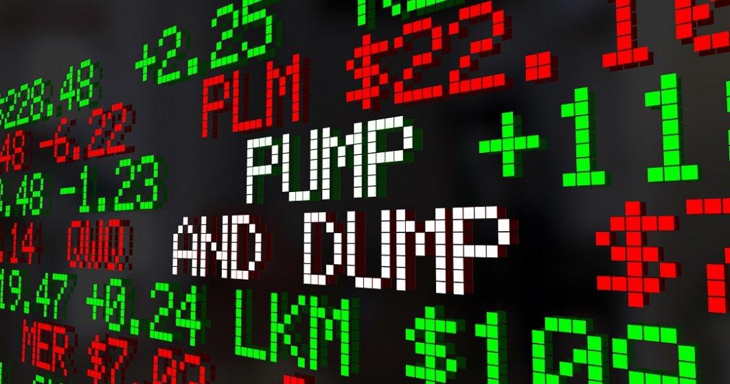 Schema de tip Pump and Dump: ce este important să știi despre acest tip de fraudă