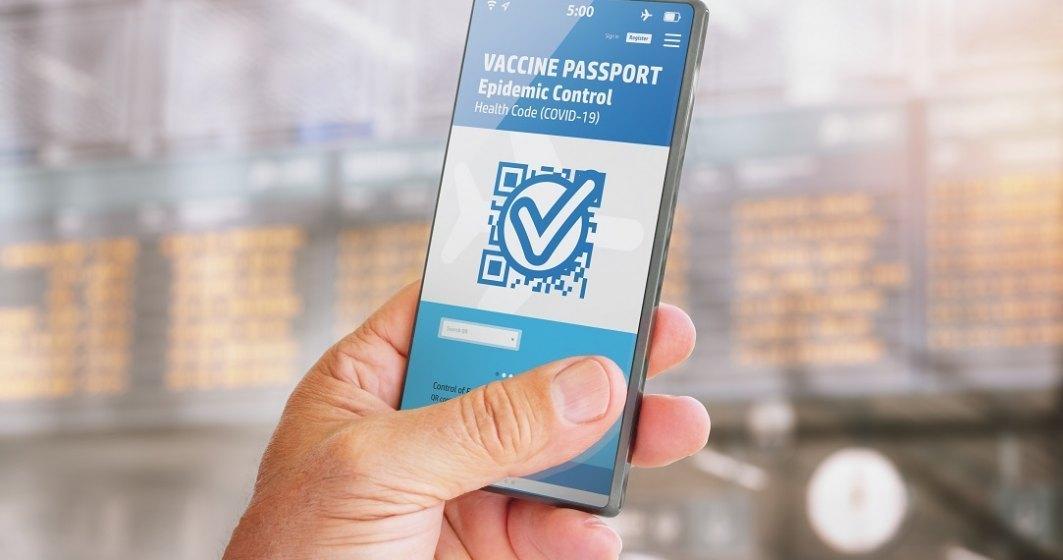 Peste 100.000 de certificate-COVID au fost eliberate în primele trei ore de la deschiderea platformei