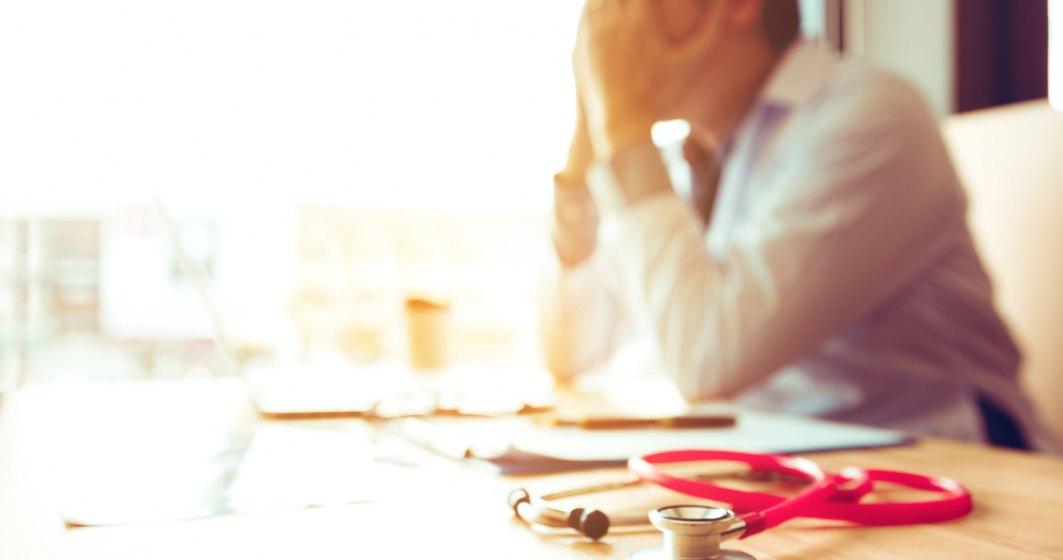 Studiu: 46% dintre salariatii din sectorul public de sanatate au sporurile pentru conditii de munca la nivel minim