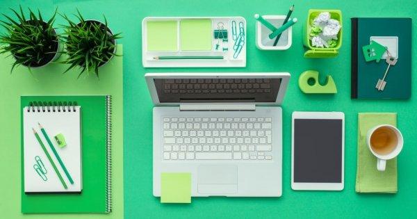 5 sfaturi simple pentru a fi eco-responsabili la birou