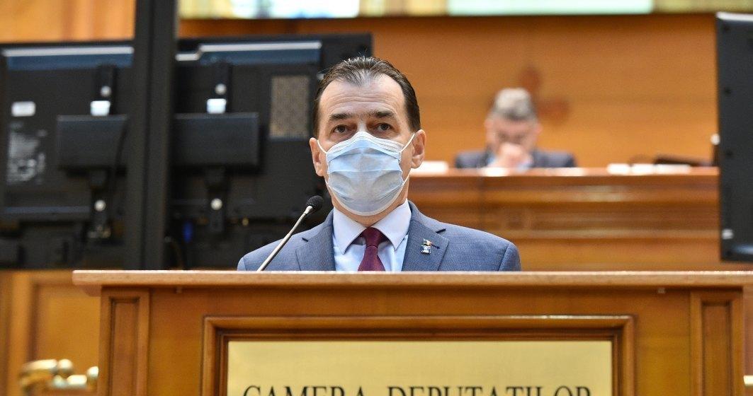 Orban: Avem mai multe persoane care se vindecă decât care se infectează cu COVID
