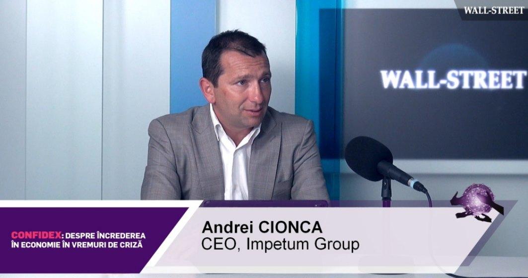 3 întrebări cheie pentru a înțelege criza! Răspunde Andrei Cionca, CEO al grupului Impetum  VIDEO