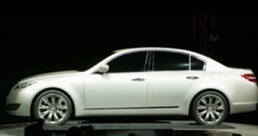 Genesis, noul sedan premium de la Hyundai