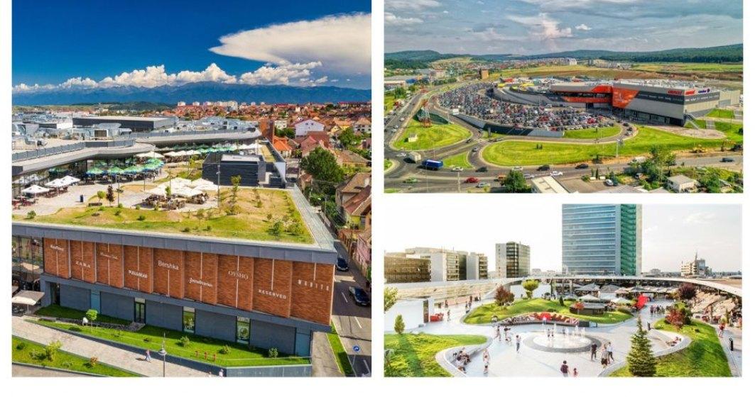"""ING Bank a transformat creditul standard acordat grupului NEPI Rockcastle într-unul """"verde"""", cu o valoare de 100 mil. euro"""