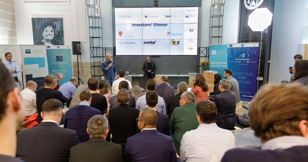 GapMinder-TechAngels, primul parteneriat din Romania dintre un investitor institutional si cei privati