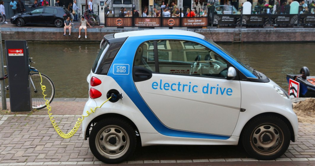 Ecobonus pentru masini electrice second-hand in Olanda