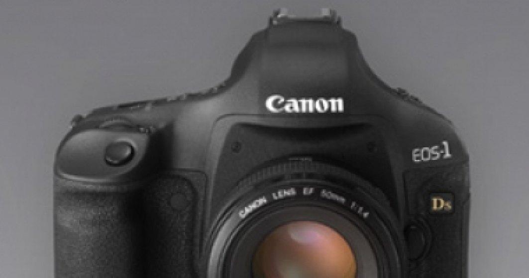 EOS-1Ds Mark III: Vedeta gamei SLR de la Canon