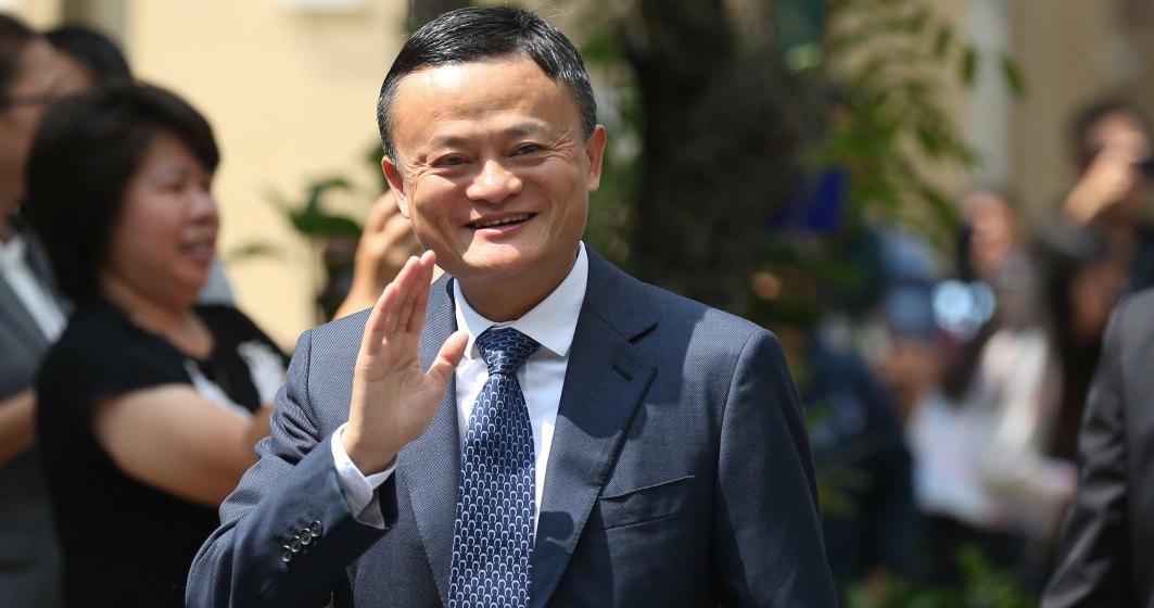 Jack Ma, despre esec si rolul femeilor in reteta secreta a succesului