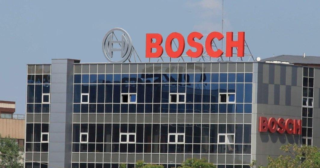 Bosch: Avem în vedere adaptarea capacităților de producție la cerințe mai mici sau șomajul tehnic pentru o perioadă limitată de timp