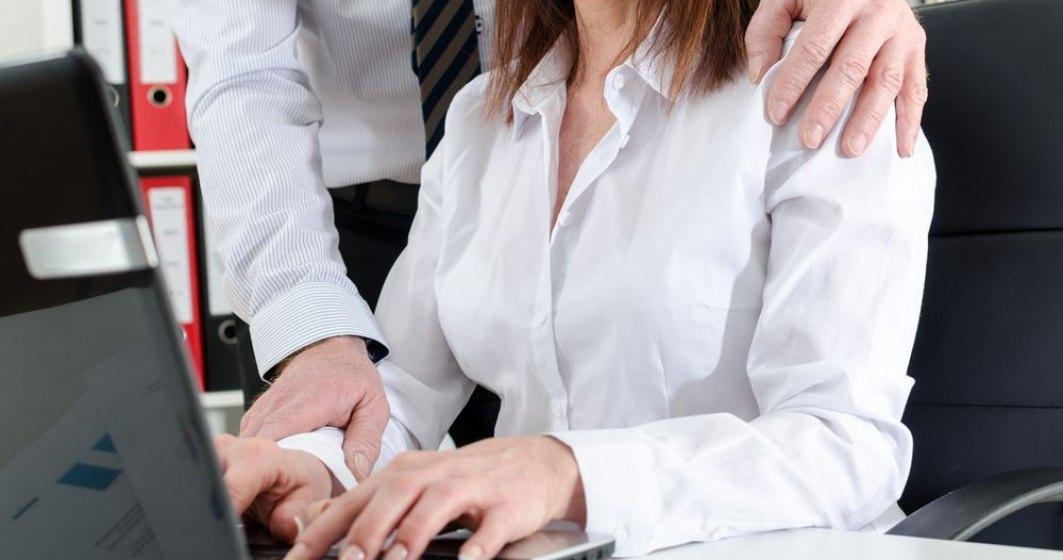 Patru din zece angajati romani s-au simtit hartuiti sexual la locul de munca