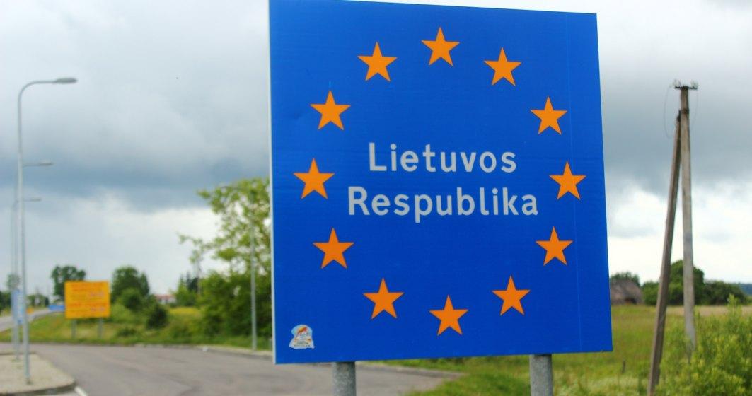 Lituania cere test COVID-19 cetăţenilor români ce intră pe teritoriul său şi autoizolare pentru 14 zile