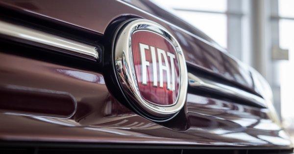 60% din mașinile Fiat vor fi electrice până la finalul anului 2021