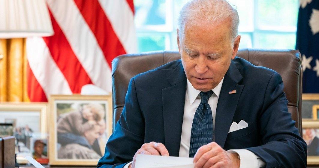 Biden face prima concesie Rusiei într-un moment fierbinte pentru Moscova și respinge sancționarea unei companii gazifere