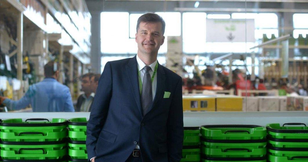 Seful Leroy Merlin: In cinci ani putem trece de 1 miliard de euro. Avem 10 proiecte de magazine pe care le vom livra in urmatorii ani, patru doar in Bucuresti. Piata este pe val, in cel mai bun moment al sau