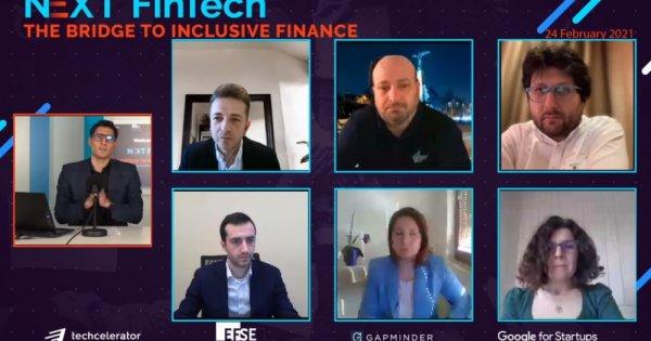 Bancherii prezenți la finala NEXTFinTech: Domeniul financiar este încă în...
