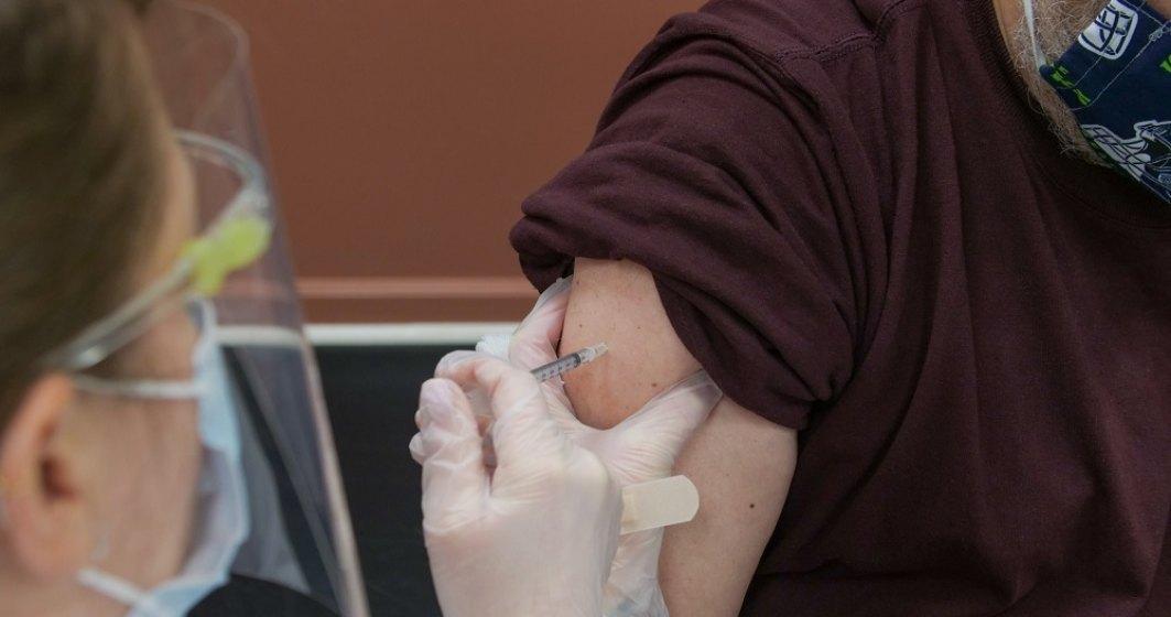 Vaccinare COVID-19 | Câte persoanelor au fost vaccinate în România