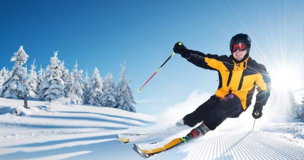 Vesti bune pentru schiori: skipass-urile pentru Valea Prahovei pot fi cumparate online