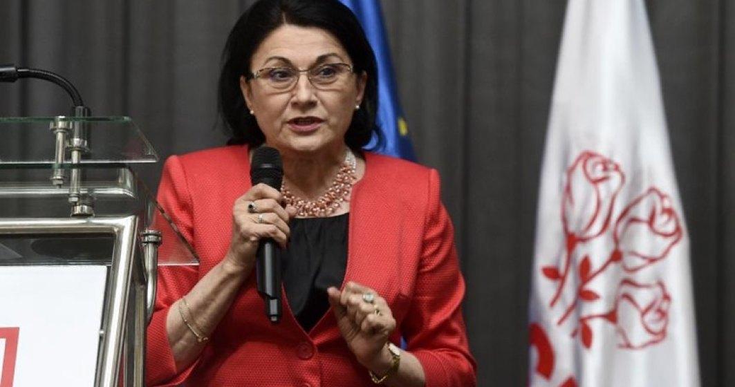 Andronescu: CExN a decis ca premierul sa nu mai ceara nici un aviz pentru ministri