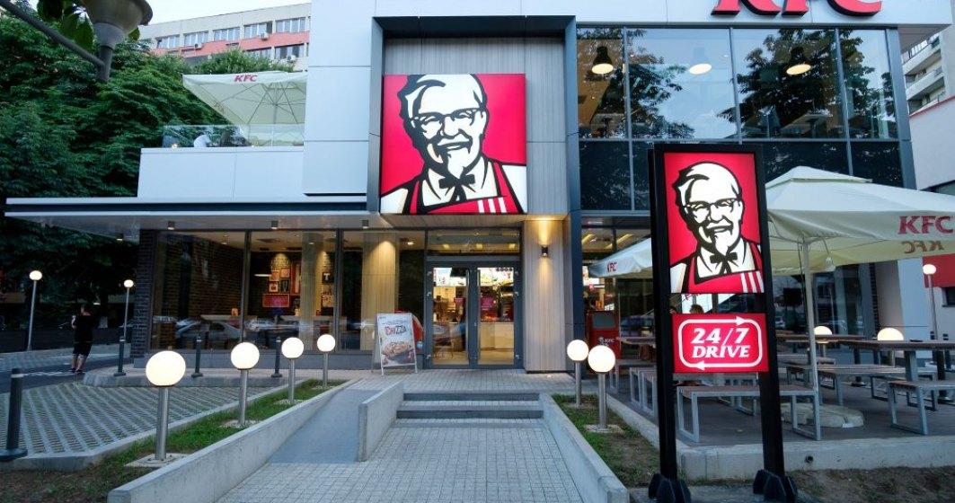 KFC România angajează: peste 400 de posturi disponibile în România