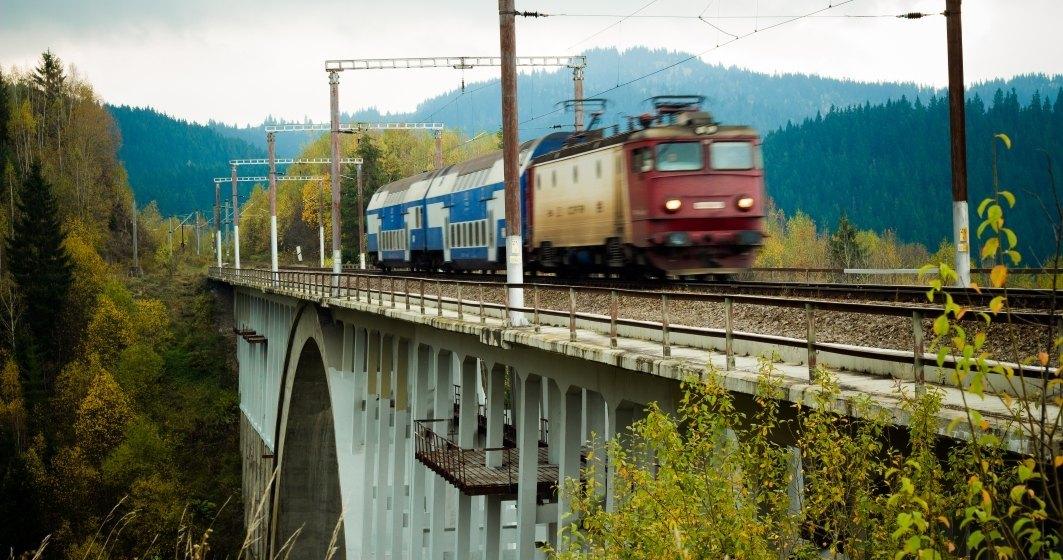 CFR Călători va lua măsuri de suspendare temporară a circulaţiei unor trenuri