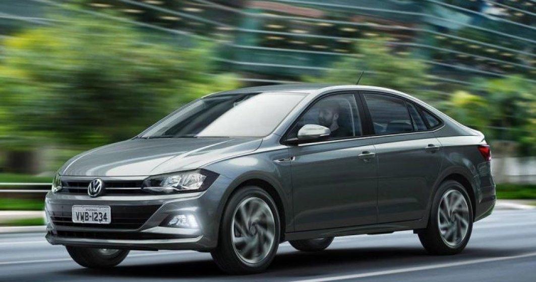 2018 VW Virtus este noul rival al Daciei Logan. Afla tot ce trebuie sa stii despre acest model.