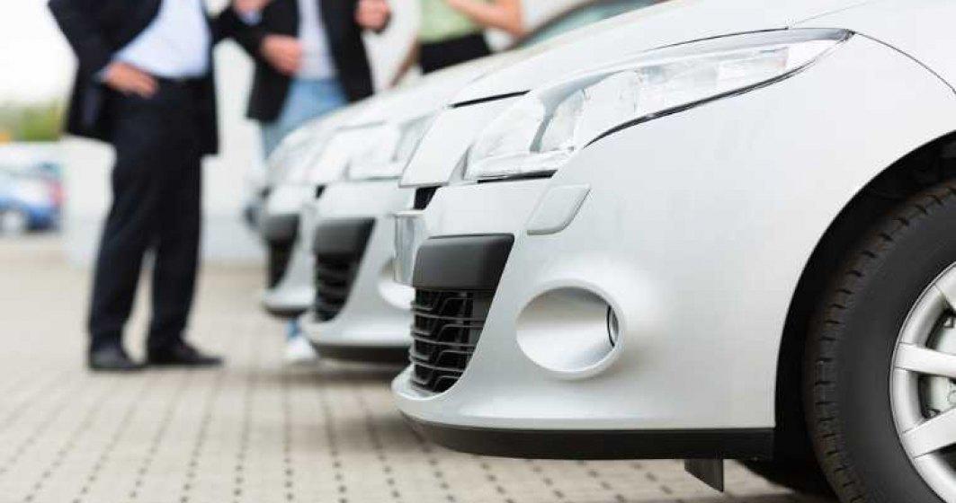 Un nou record in piata auto: aprilie a fost cea mai buna luna din ultimii 9 ani