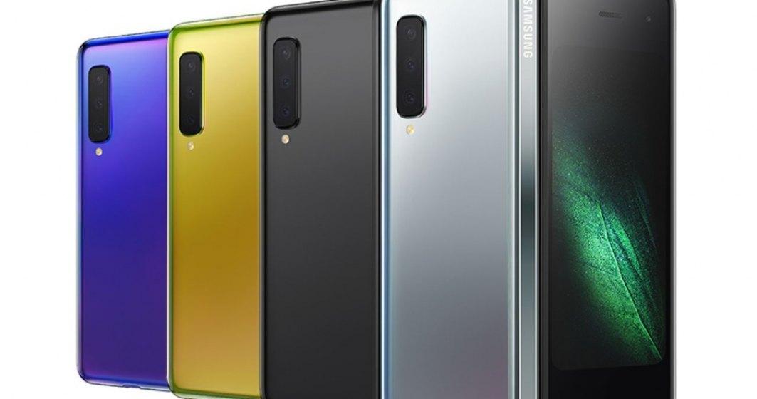 Cum arata Galaxy Fold, noul terminal Samsung de 2.000 de dolari