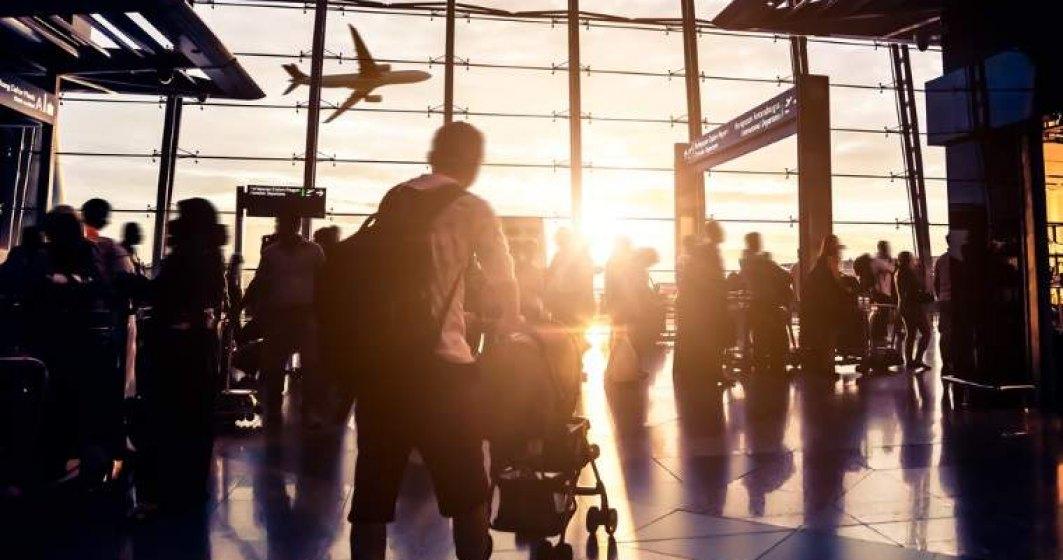 TOP 10 cele mai mari aeroporturi din Romania in 2017