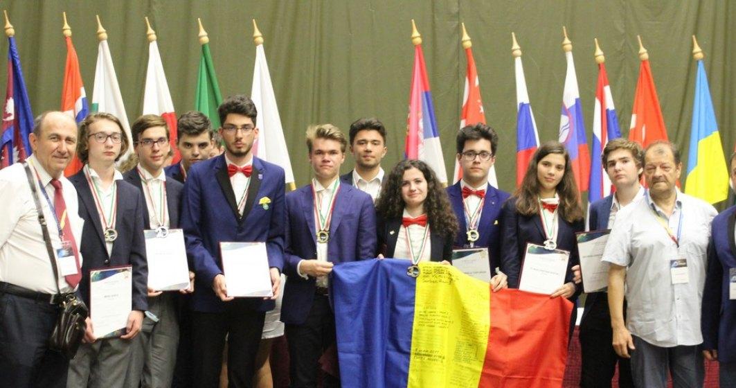 Zece premii pentru echipele Romaniei la Olimpiada Internationala de Astronomie si Astrofizica