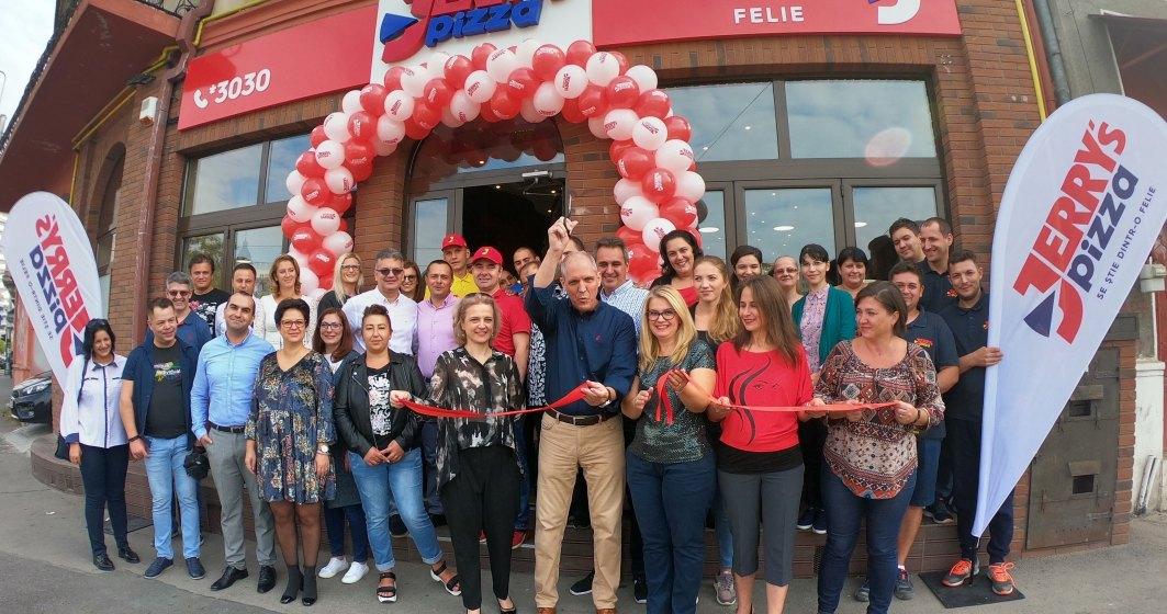 Jerry's Pizza si-a deschis patru noi unitati, dupa o investitie de 600.000 de euro