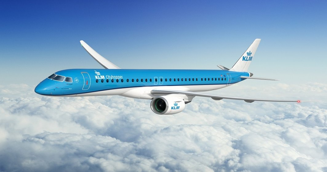 COVID-19   Grupul Air France-KLM anunță pierderi de 1,8 miliarde de euro pentru primul trimestru