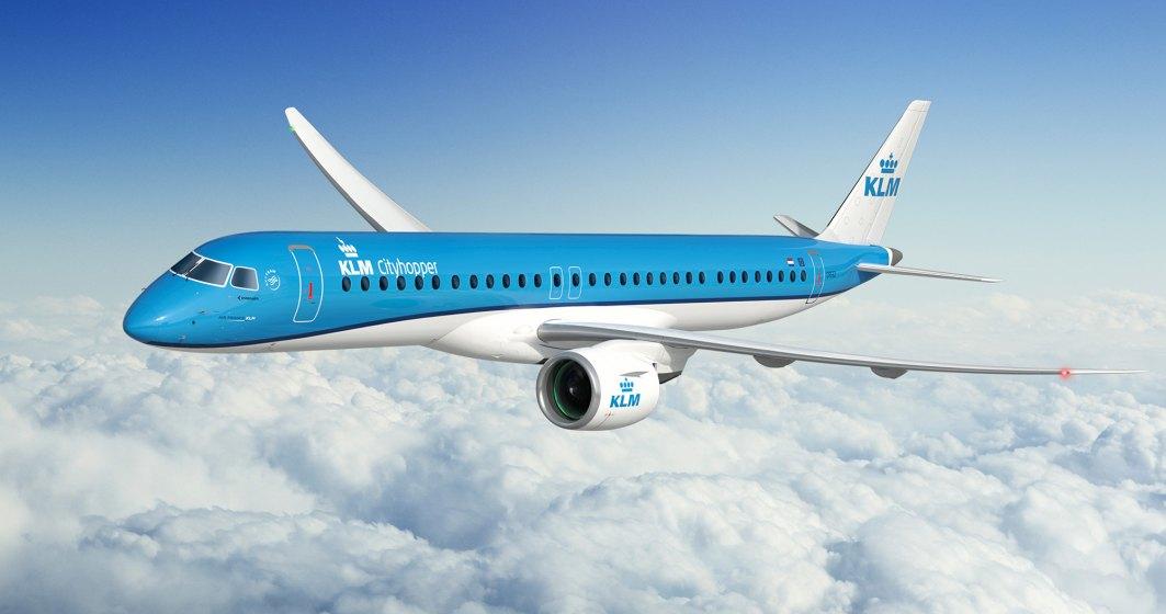 COVID-19   KLM își modifică zborurile pentru vara anului 2020