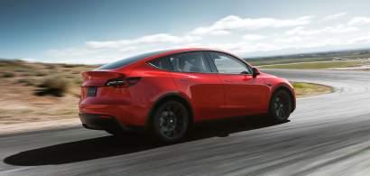 Tesla a lansat cel mai ieftin Model Y și opțiunea cu 7 locuri pentru crossover