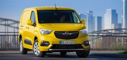 Opel prezintănoul Combo-e, model electric care va ajunge pe piață în toamnă