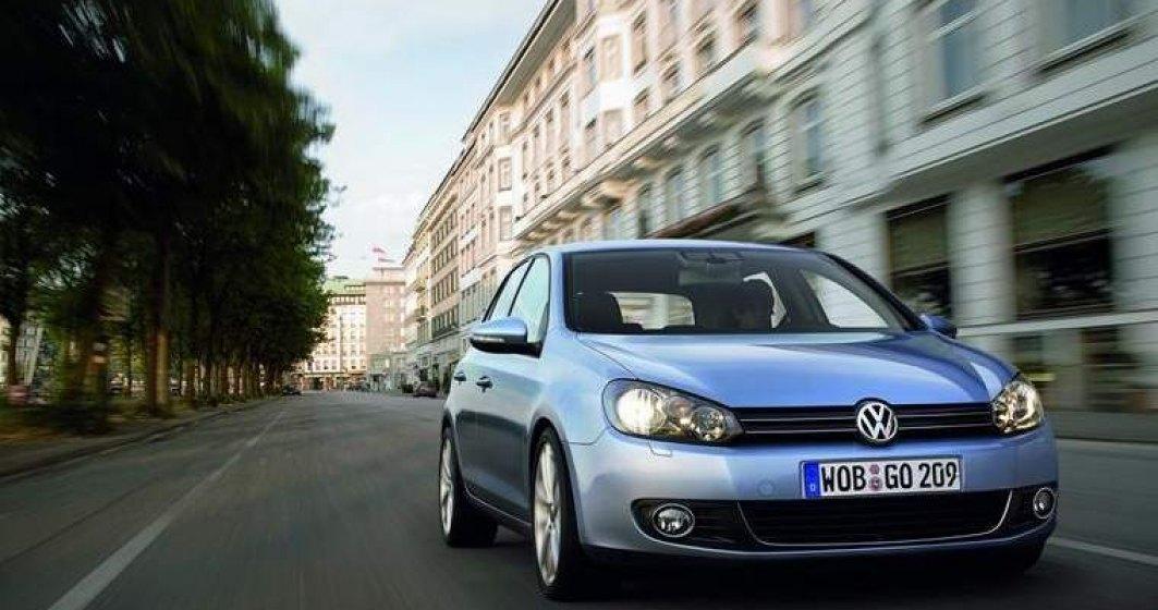 Vanzarile grupului Volkswagen in Romania au crescut cu 13% in primele noua luni