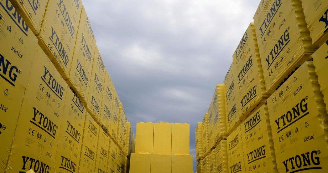 """Afacerile Xella Romania urca la peste 12 mil. euro, sustinute de vanzarile din rezidential: ,,Piata de zidarie din BCA depaseste 100 mil. euro"""""""
