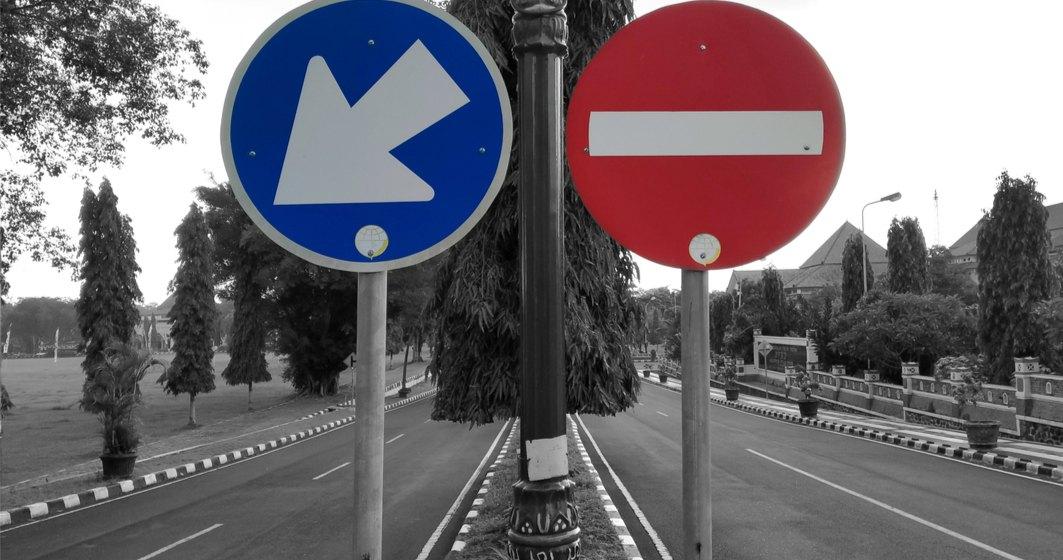 Premiera in Romania: Harti live cu drumurile restrictionate sau inchise