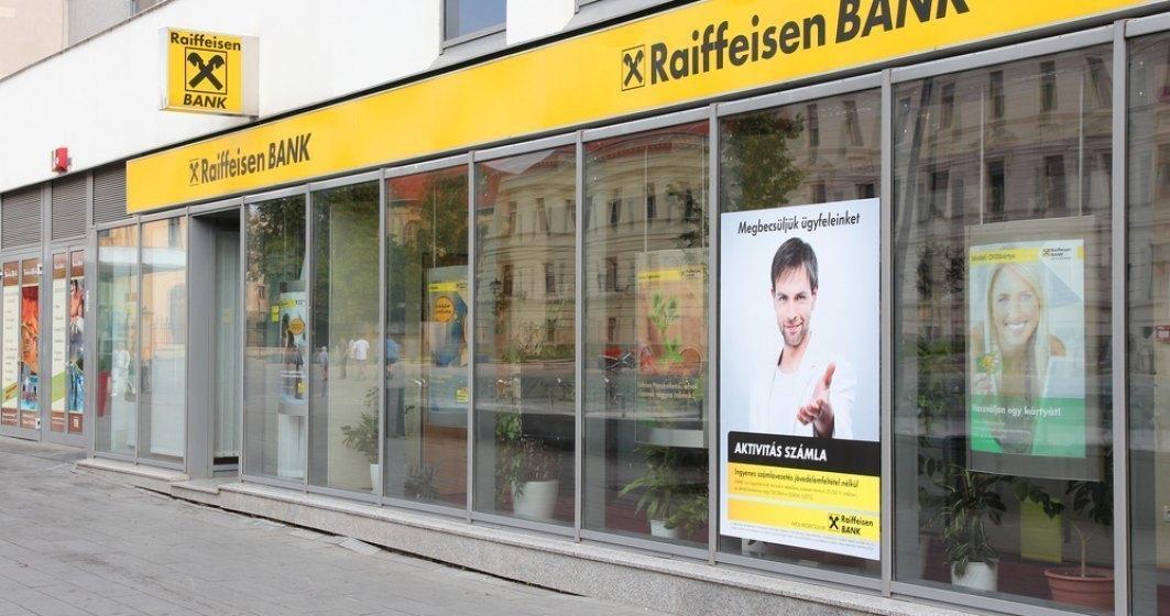 Raiffeisen Bank Romania a incheiat primul semestrul al acestui an cu un profit net mai mic cu 39 mil. de lei fata de aceeasi perioada a anului trecut