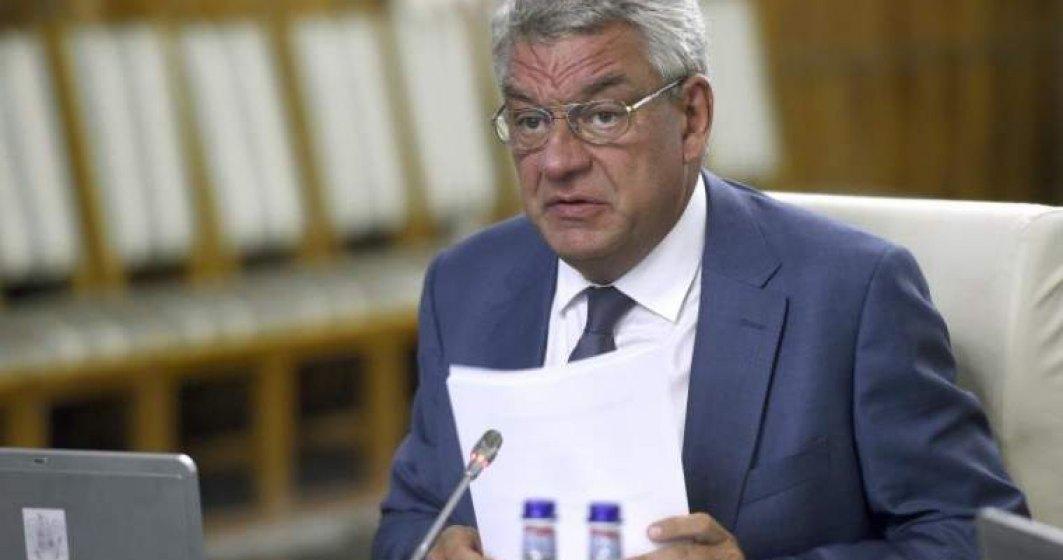 Mihai Tudose ignora pe Carmen Dan, NU il demite pe seful Politiei